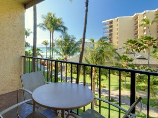 Kaanapali Shores 353 - next to beach, resort pools, hot tubs, tennis & more!