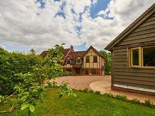 Upper House Cottage - traditional oak framed cottage