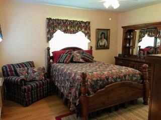 Bedroom1 - King bed