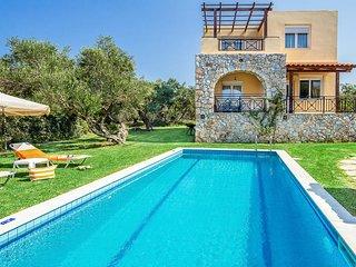 Villa Evagelia, Kalyves