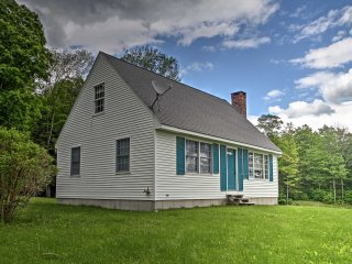 NEW! 3BR East Dover House Near Mount Snow!