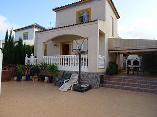 Chalet con piscina Mirador de los Balcones