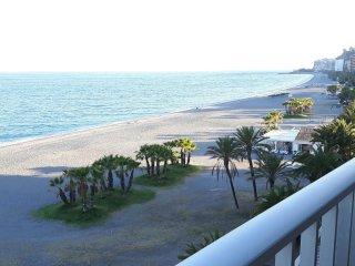 Impresionantes vistas primera linea de playa