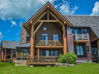 Magnificent Ski in/Ski out mountain home with all of the amenities!