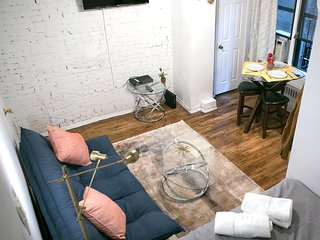 Cozy Upper East Studio - Close to Central Park!!!
