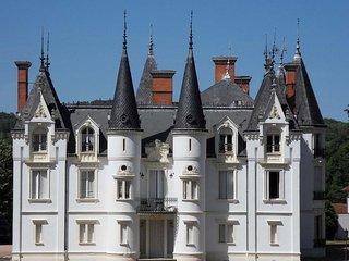 George Sand, Château de la Motte