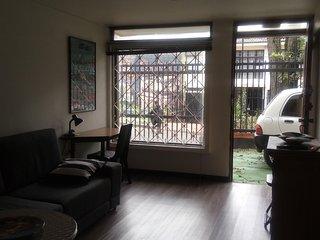 Apartaestudio cerca al centro en Bogota. Barrio La Macarena
