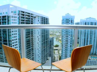 Lovely apartment in W Brickell Pax 3