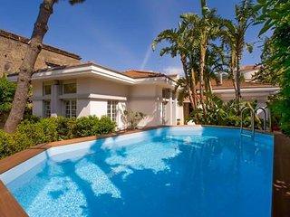 Luxury villa private pool Sorrento - 6 bedrooms