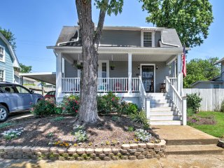 NEW! 3BR Old Hickory House w/ Backyard & Patio!