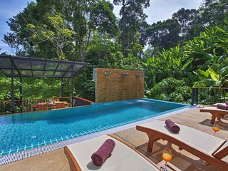 ⭐Patong Luxury 8 Bedroom Villa w/ Pool Near Beach
