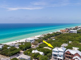 'Coast is Clear' Private Heated Pool! Unobstructed GULF VIEWS! Game Room!