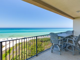 30A Gulf Front Condo! Completely Renovated! Unforgettable Beach Views!