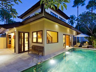 Unique Retreat 2 Bedroom Villa, Central seminyak;