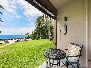 DIRECT OCEANFRONT Corner Ground Floor Kona Isle D-4!