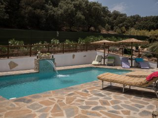 Spacious Traditional Andalucian Farmhouse with Stunning Private Pool.