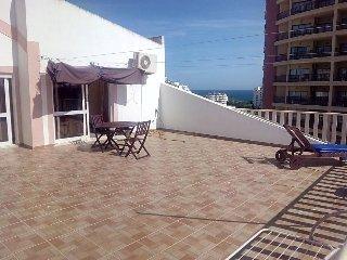 Attic flat Penthouse in Praia da Rocha