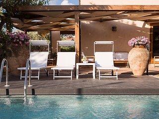 Cefalu Pool Villa And Walking Distance To The Beach, Villa Mazzaforno