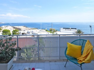 Blue Sea – apartment with front sea view