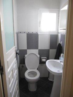 Toilet/cloakroom