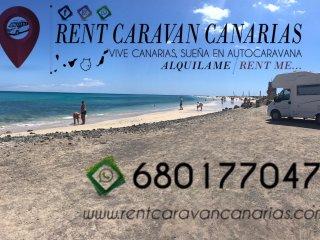 Autocaravanas 4 Plazas, Rent Caravan Canarias