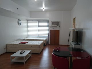Adriatico Manila Condo for Rent Furnished. Accommodates 4 pax Near Mall of Asia