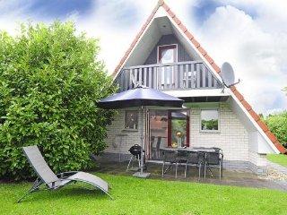 Besonderes Ferienhaus mit Terrasse am Lauwersmeer