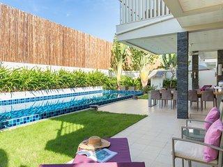Villa Baylis / Ban Tai Estate Deluxe Five-Bedroom Villa
