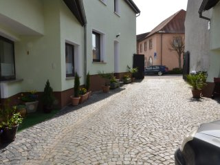 Apartment with 3 bedrooms in Abenheim, with furnished terrace and WiFi