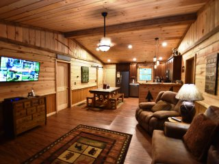 Helen Creekside Lodge