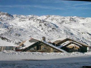 Cosy flat in Rhône-Alpes w/views