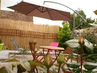 Coussay les bois Maison 6 km de la Roche Posay, ideal pour curistes