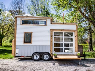 Tiny House in the historic Zionsville Indiana