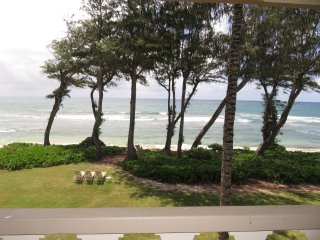 Kauai Kapaa #328 Oceanfront condo Vacation Rental condo by owner OCEAN !!