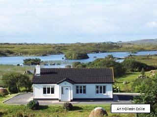 Connemara self catering cottage An t-Oilean Coille