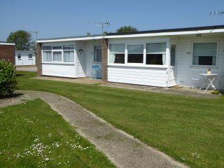Coastal Comfort Chalet 154 California near Great Yarmouth Norfolk