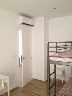 Dormitorio Niños con Aire