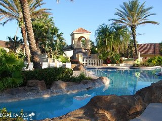 Regal Palms Resort,Superb 4 Bed,3 Bathroom home Close to Disney