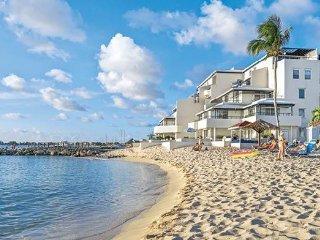 Stay at the Flamingo Beach Resort in beautiful St. Maarten