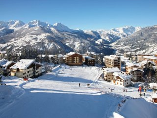 Apartment - 1 km from the slopes