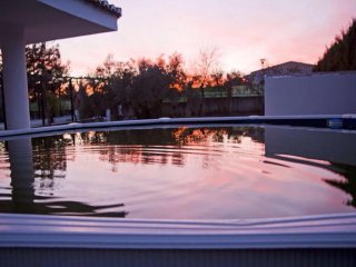 House - pool, jacuzzi and terrace