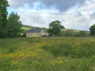 Twin room  in beautiful countryside setting, Bellingham, Northumberland