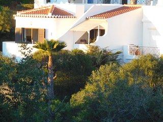 Bright villa with amazing seaview