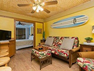 Hawaiian King #213 - 1 Bedroom, Full Kitchen, Sleeps 4