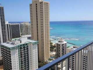 Pacific Monarch #3101 - Studio/1BA - Stunning Ocean & Mountain Views