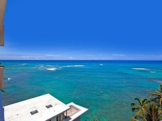 Diamond Head Beach Hotel & Residences #1101  2 Bed1BA, Full Kitchen, Ocean Views