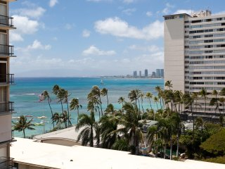 Diamond Head Beach Hotel & Residences #802, 1 Bedroom, Full Kitchen, Ocean Views