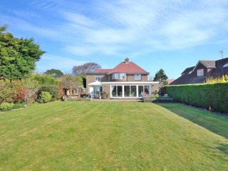 Extremely Spacious Detached Property On A Private Estate Very Close To The Beach