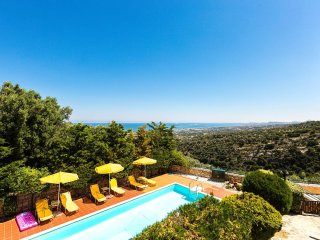 Villa Milli - Full Privacy with View, Close to Sea