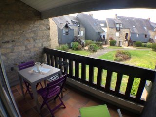 Apartment with one room in Carnac, with furnished terrace